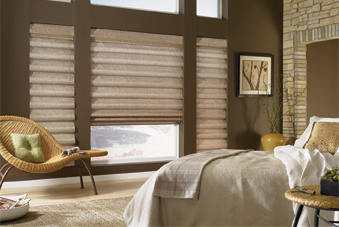 Indoor Roman Shades